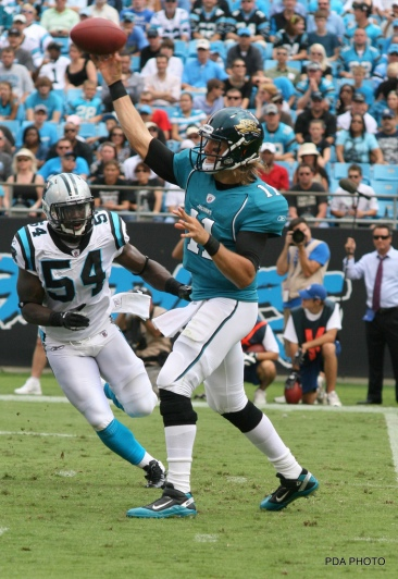 Being wrong about Gabbert thus far hurts the ego, but helped my process. Photo by PDA.Photo.