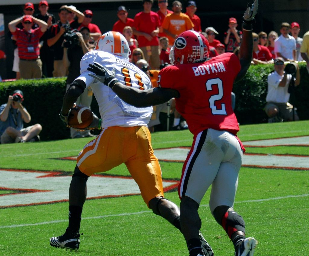 Photo by Wade Rackley.