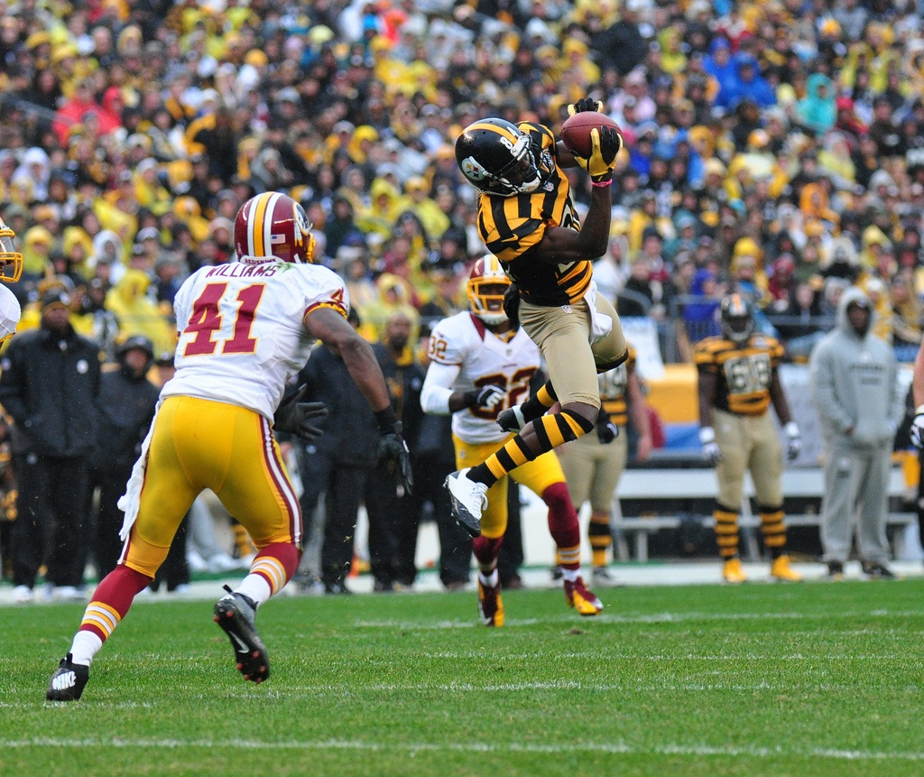 RSO founder Matt Papson acquired Antonio Brown as a part of a rebuilding plan. Photo by bmward_2000.
