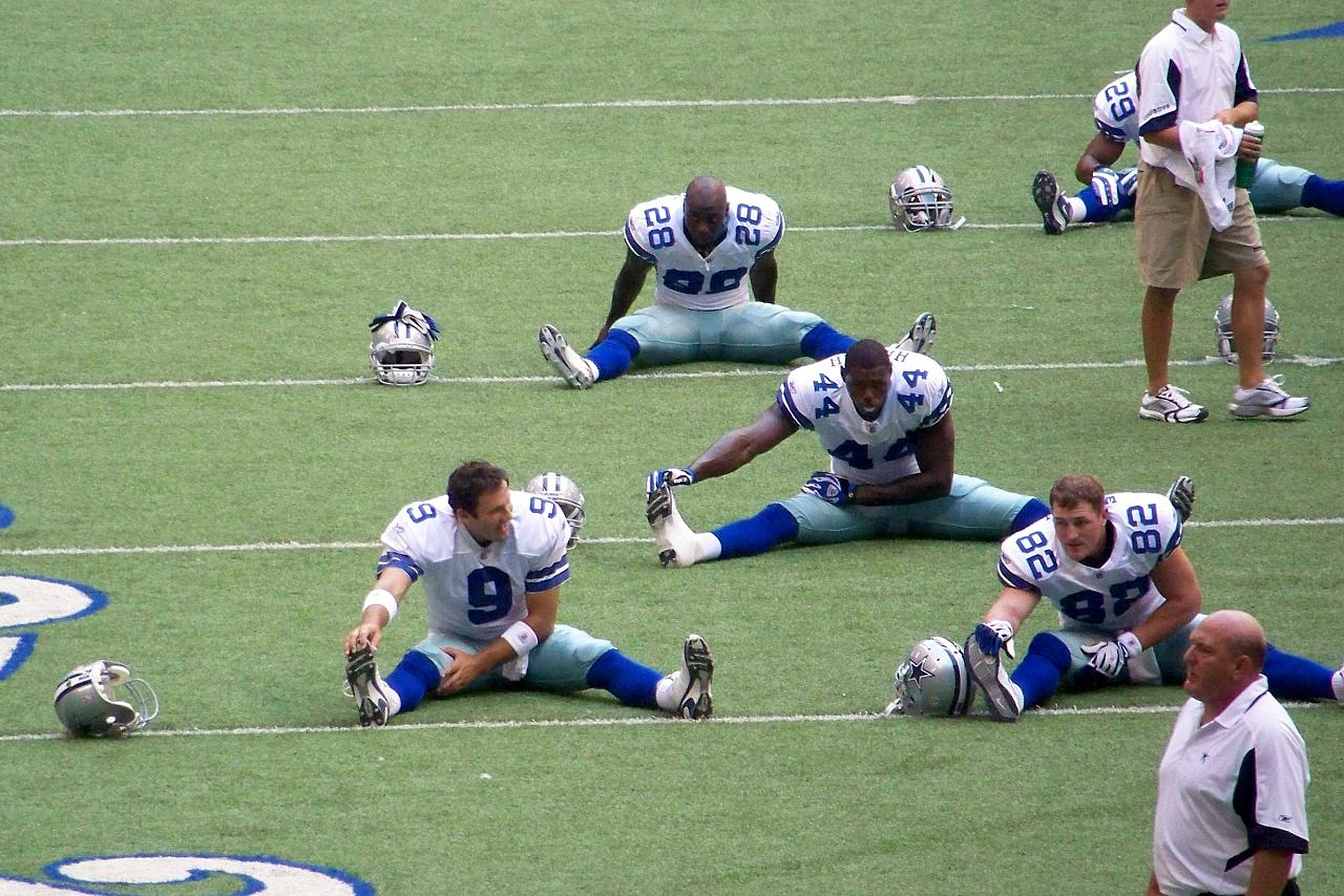 Simon Clancy is still counting on Witten to have some prime years left. Photo by Ladybugbkt.