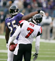 If he recovers from the Achilles tear sufficiently, Suggs is a value in the fourth round. Photo by Keith Allison.