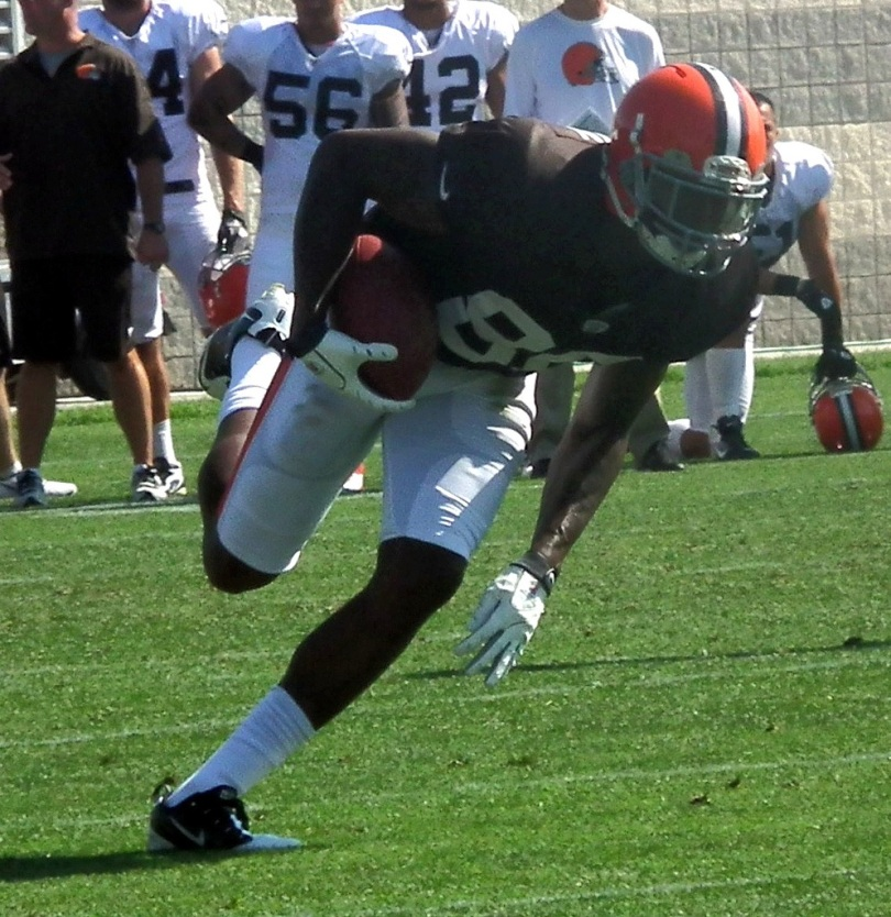 Would Gordon be the best receiver of the 2013 Draft class? Cleveland thinks so. Photo by Erik Daniel Drost.