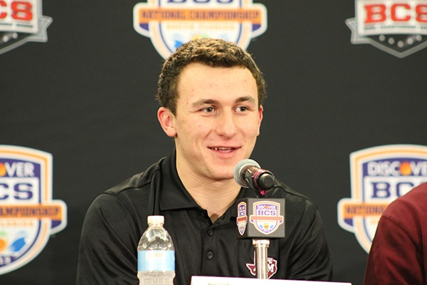 Manziel epitomizes the strengths and weaknesses of a creative manager. See below. Photo by Matt Velazquez.