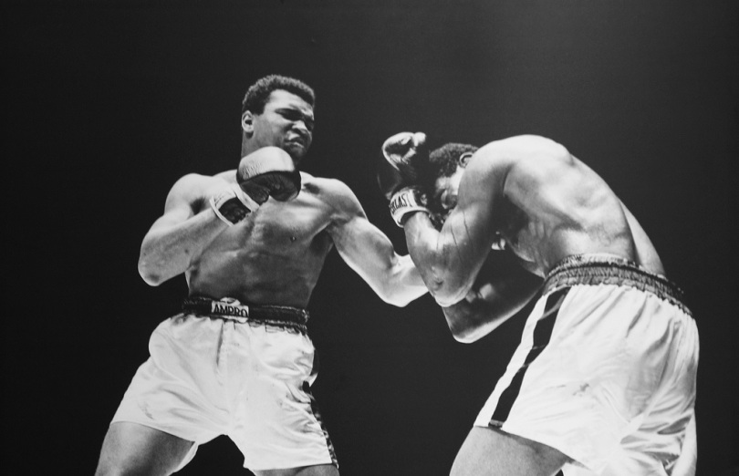How does Johnny Manziel as a quarterback compare to Ali as a boxer? Photo by Cliff1066