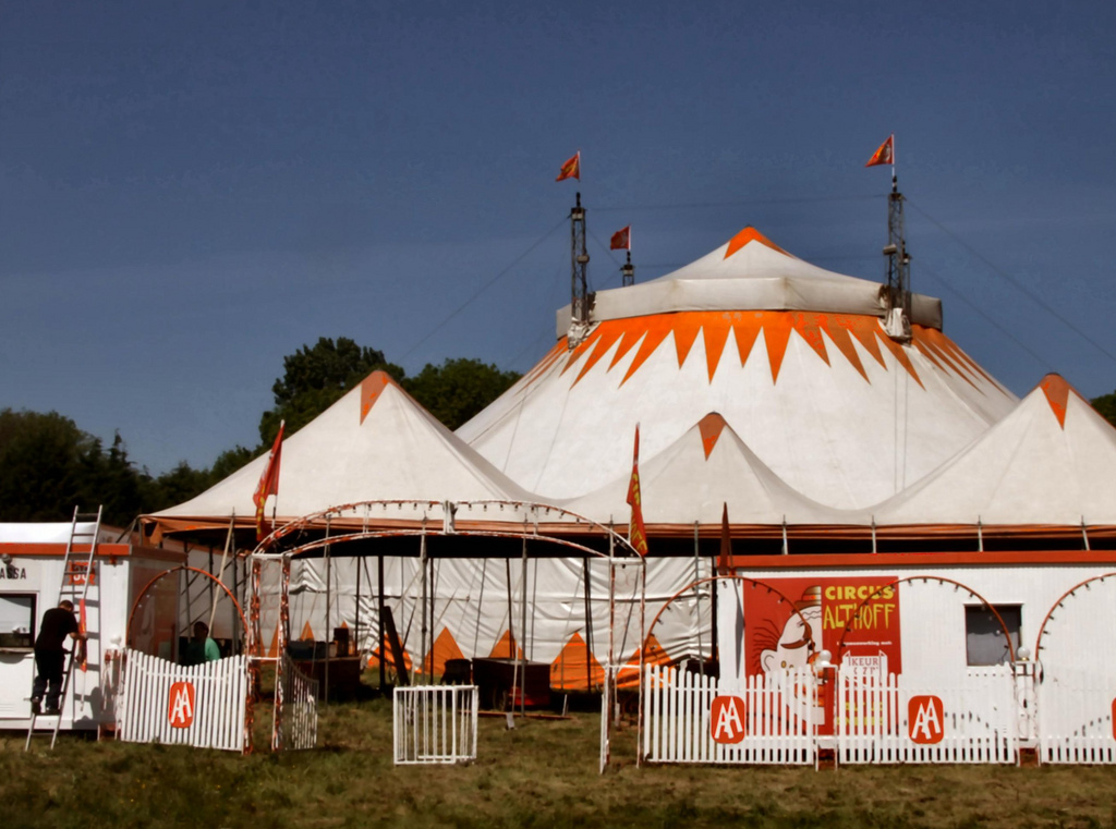 Circus by Gerard Stolk