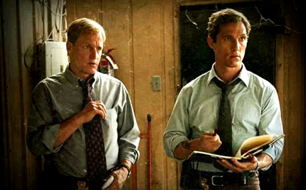 """Rusty Cohle: """"Time is a flat circle."""" Eric Stoner: """"Draft coverage is an infinite feedback loop."""" Photo by Effenhelmr"""
