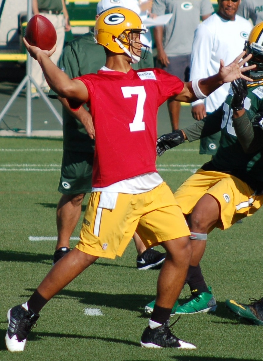 RSP Sample: QB Brett Hundley, Packers