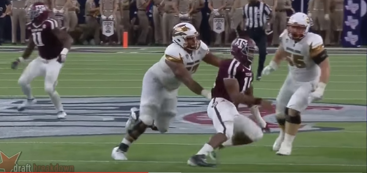 RSP Film Room No.63: DE Myles Garrett, Texas A&M