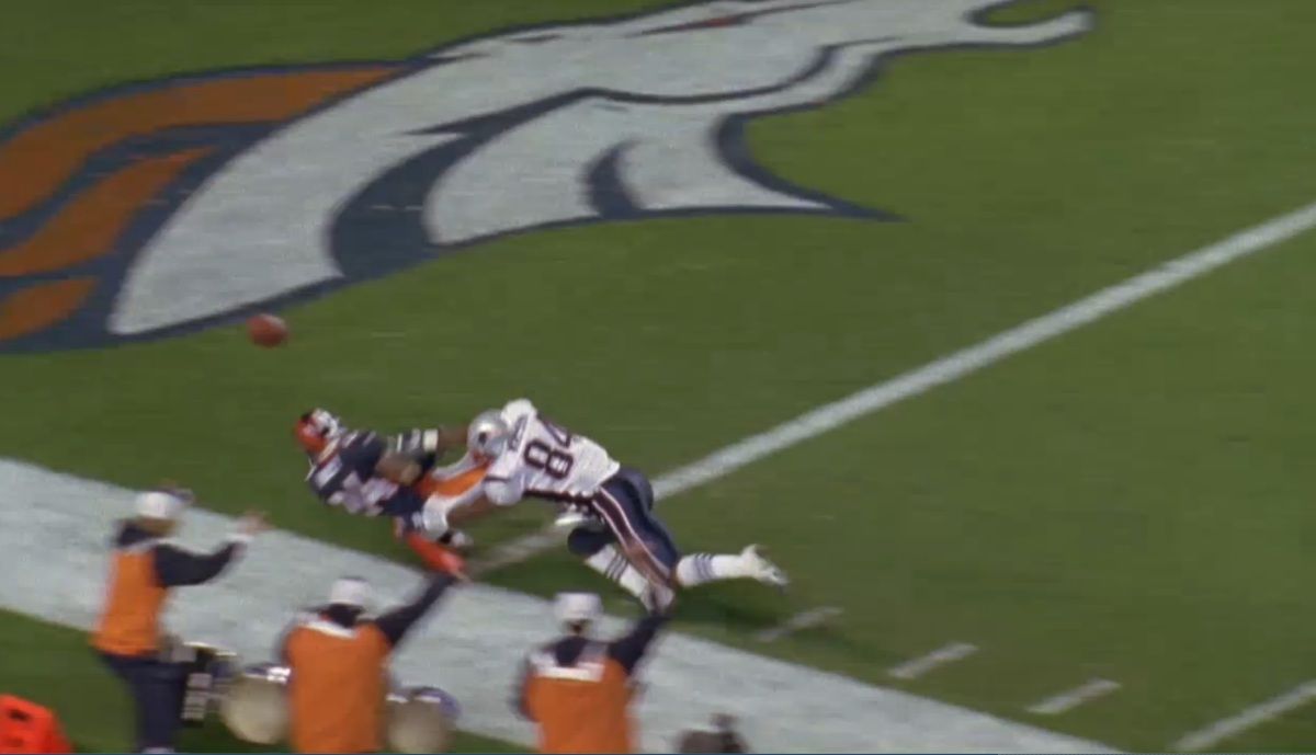 RSP Writers Project: Benjamin Watson's 131-Yard Pursuit of Champ Bailey