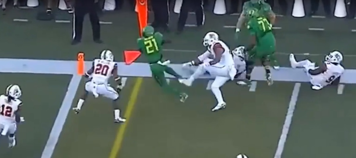 RSP Boiler Room No.37: RB Royce Freeman, Oregon