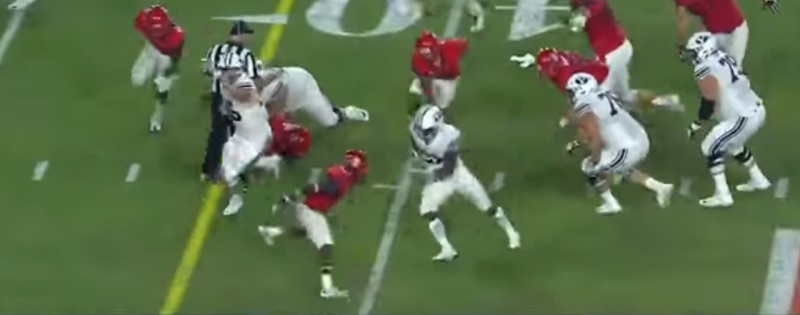 Matt Walsman's RSP Film Room Examines tape to find the qualities which make RB Jamaal Williams a strong 2017 NFL Draft Prospect