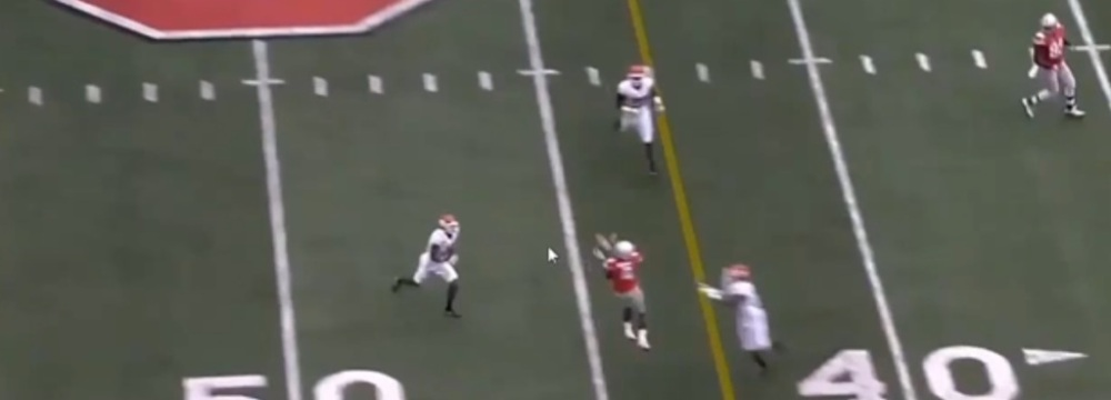 Matt Waldman analyzes Ohio State Wide Receiver Curtis Samuel's game tape for 2017 NFL Draft Stock